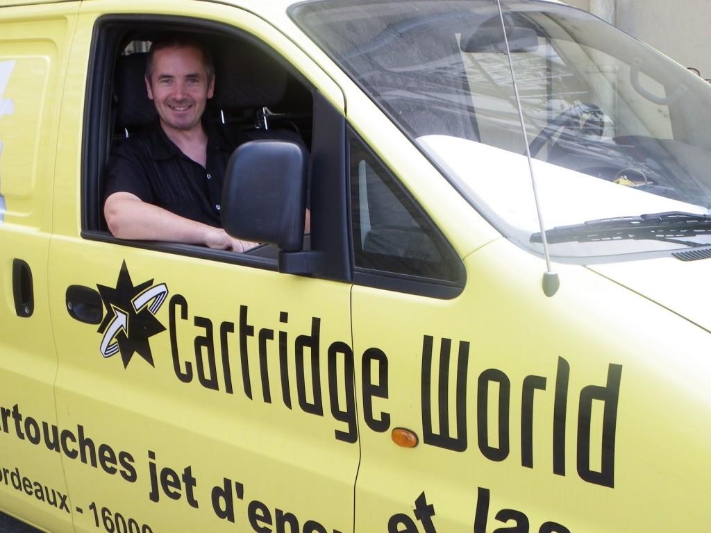 Cartridge World Angoulême vous livre