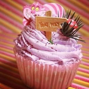 garden cupcakes alice